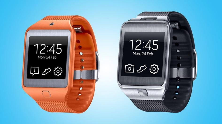 FIG. 7 - Samsung Galaxy Gear 2 Smartwatch