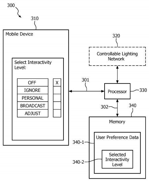 Fig. 10 - US Patent App 20120184299