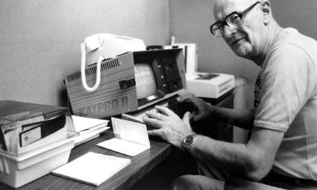 Fig. 6 - Arthur C. Clarke