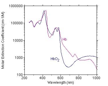 Hemoglobin Spectra