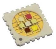 FIG. 1 – LED Engin seven-color LED package (www.ledengin.com).