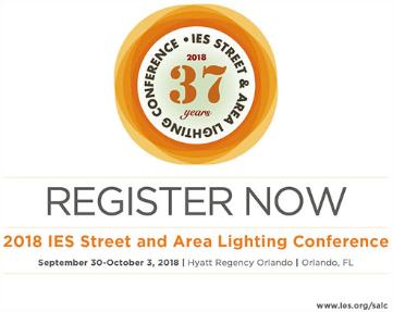 IES Street & Area Lighting Conference Registration