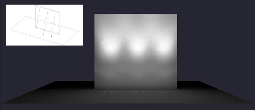 3_luminaires_wall