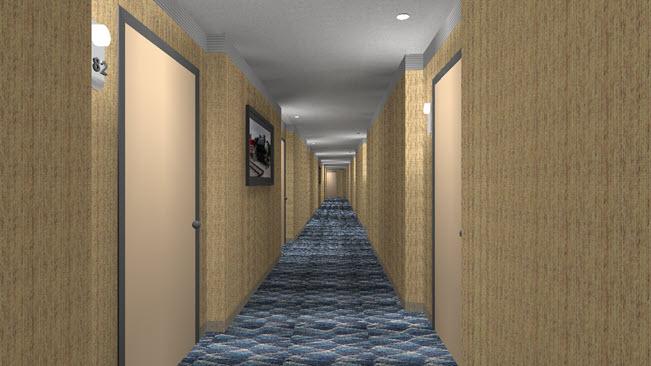 DBL Hallway